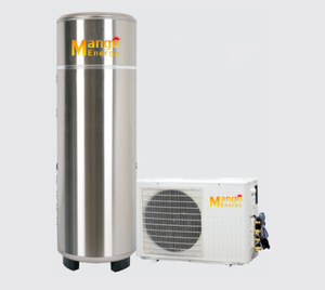 Hot Selling Air to Water 55-60 Degree Heat Pump