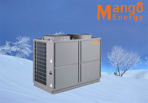 50Hz/60Hz Cooling+Heating+Hot Water Cascade System Heat Pump Work at -35~95degree