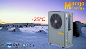 Hot Sale 10.8kw Air Source Hot Water Heater Pump Evi Air to Water Heat Pump