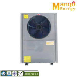 OEM Evi Air Source Heat Pump Underfloor Heating and Hot Water