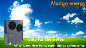 Super Energy Saving Series Air to Water Heat Pump for Floor Heating