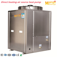 Stainless Steel Customization 19.8kw Direct Heating Air Source Heat Pump
