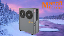 Heating and Cooling Air Source/ Air to Water Heat Pump with Ce TUV RoHS UL Certified