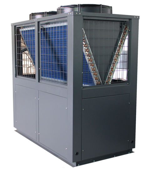 High Temperature Heat Pump 75-80 Degree/R134A/10kw-150kw Heating Capacity