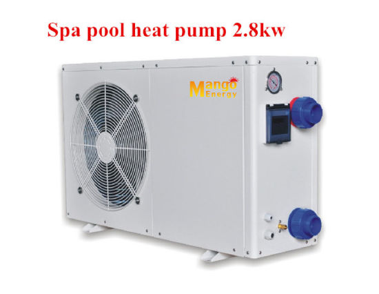 TUV/Ce Passed House SPA Swimming Pool Heat Pump