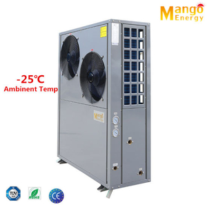 220V/50Hz 14kw Heating Capacity Evi Air Source Heat Pump for Hot Water and Floor Heating