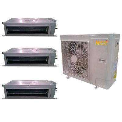 Central Air Conditioner & Hot Water Heat Pump Air to Water Heat Pump
