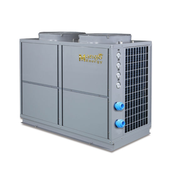 High Efficiency Commercial Swimming Pool Heat Pump with 6.40 High Cop
