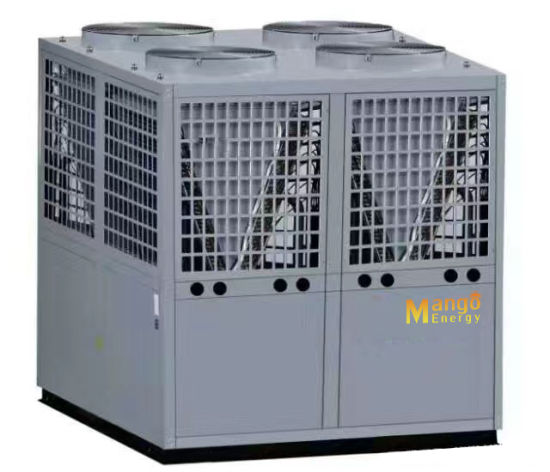 2018 High Cop New Model Stainless Steel En14511 Air Source / Air to Water Heat Pump