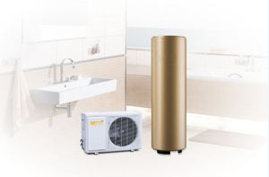 Central Hot Water with Free Air Condition (super energy saving series) Heat Pump Heater