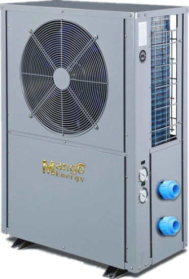 Commercial Air Source Swimming Pool Heat Pump, Titanium Heat Exchanger with High Cop