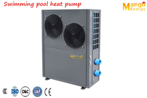 10.5kw/20kw/40kw/54kw/74kw/98kw Air Source swimming Pool Heat Pump with Ce Certified, Long Time Warranty