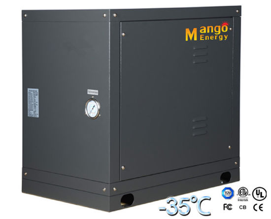 Heating Mode Water/Geothermal Source Heat Pump