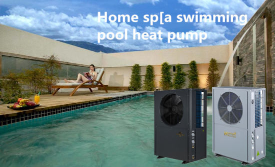 Factory Directly Sale Pool Heatpump, SPA Heater, Swimming Pool Heat Pumps.