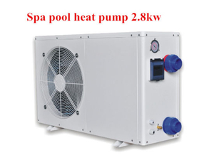 4.8kw-11kw R410A Home SPA Swimming Pool Heat Pump.