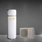High Cop, Low Noise Mini Air to Water Heat Pump