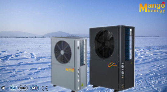 R407c 380V/50Hz Low Temperature Air to Water Heat Pump for Floor Heating