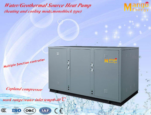 Geothermal Heat Pump 20.8kw (CE, for heating mode/ monoblock type)