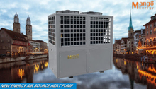 18.8 Kw/55Hz/60Hz Heating, Cooling and Hot Water with Ce, CB, IEC, En14511, Air Source Heat Pump