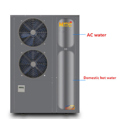 for Floor Heating All in One Cooling and Heating Heat Pump