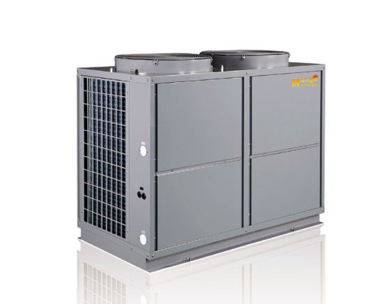 New Energy -25c Working High Cop Monoblock Air Source Evi Air to Water Heat Pump