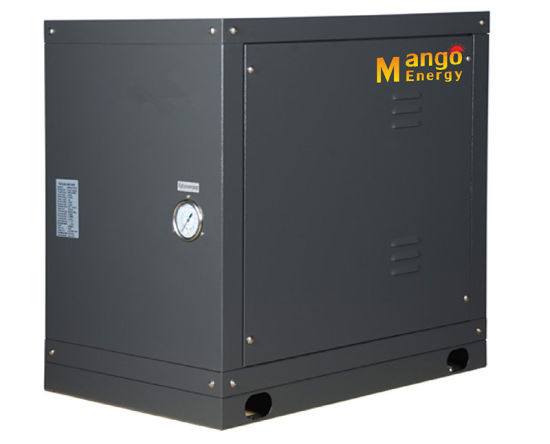Geothermal Heating and Cooling Unit 10.4kw Heating Capacity Gethermal Source Heat Pump