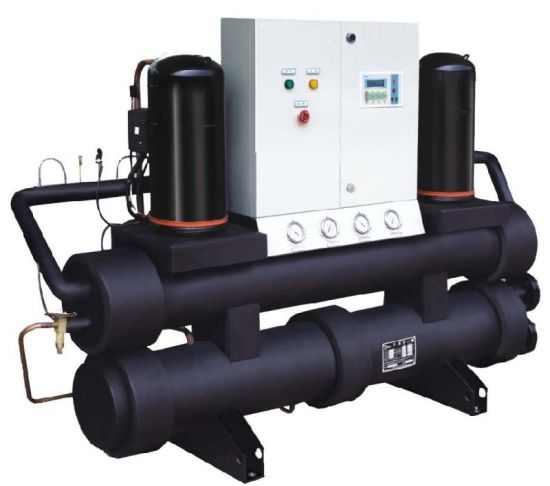 Open Type Water Source Heat Pump R410 Heat Pump System
