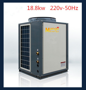 Passed TUV Certificate 55-60 Degree/12kw/18.8kw/22kw/36kw Air to Water Heat Pump Water Chiller