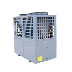 R134A High Temperature Air Source Heat Pump Hot Water Work at Air Temp Range 5-43degree