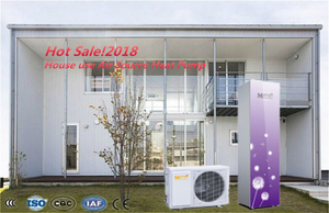 OEM House Heating Air Water Heat Pump Hot Water Heater