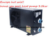 ISO9001 Certified High Efficiency Swimming Pool Heat Pump 11kw Heating Capacity