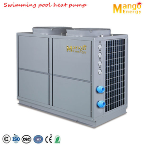 Ce Titanium Tube Heat Exchanger Swimming Pool Heat Pump