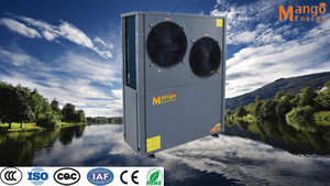 Europe 10kw 20kw 30kw Normal Air to Water Heat Pump Cycle Type
