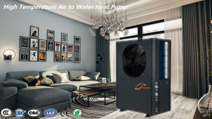 R134A 80degree High Temperature Air to Water Heat Pump for Hot Water