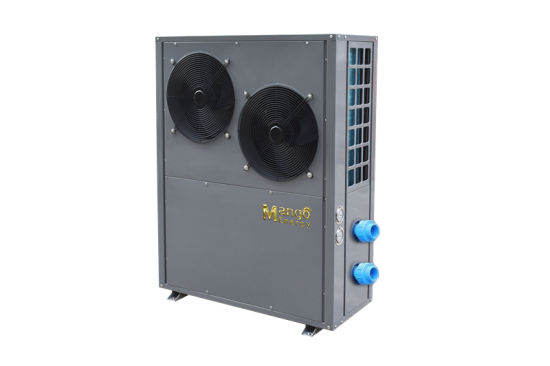 Swimming Pool Heat Pumps with Cop 6.40