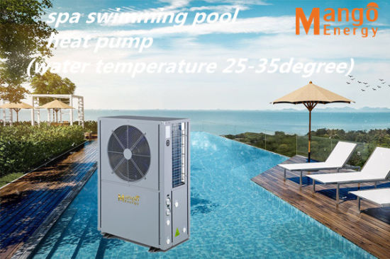 Air Source Swimming Pool Heat Pump (22.5kW) - Villa Family, Sauna and Swimming Pool, Beauty Salons