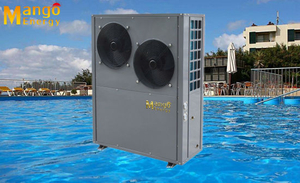 with High Quality Compressor Heating+Cooling Unit Air to Water Heat Pump