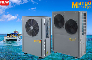 Perfect After-Sale Service Heating & Cooling Air Water Heat Pump