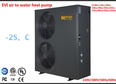 2017! ! New Function WiFi Heating Air Source Heat Pump