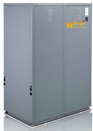 High Efficient Double Function Heating & Cooling Geothermal Source Heat Pump