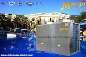 Hot Sale Heat Pump Water Heater/Swimming Pool Heat Pump (CE, ISO9001, TUV)