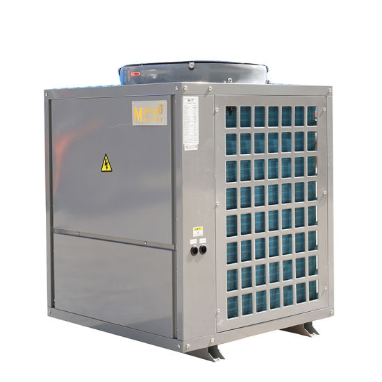 High Temperature Air to Water Air Source Heat Pump Heating Capacity 7.4kw/8.3kw/13.8kw/27.6kw